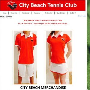 City Beach Tennis Club