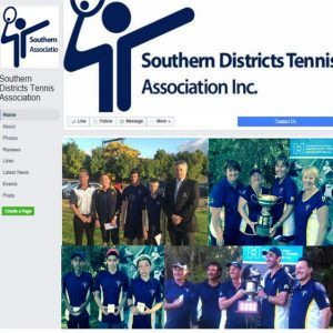 Southern District Tennis Association Inc