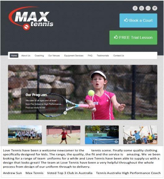 Max Tennis