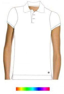 polo-normal-sleeves-top-plain